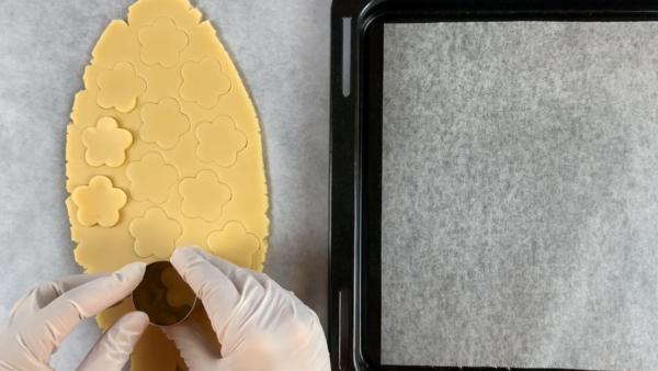 おやつに最適♪ かんたんジャムサンドクッキーの作り方5