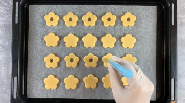 おやつに最適♪ かんたんジャムサンドクッキーの作り方6