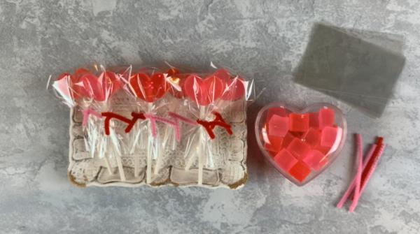 【KOHAKUTO】ポップキャンディ-風 琥珀糖の作り方15