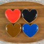 【アイシングクッキー】きれいに発色する色の作り方