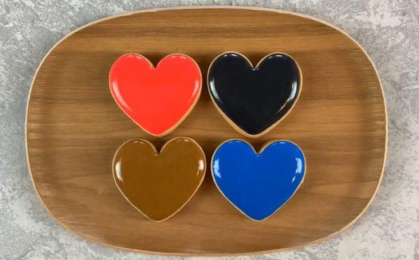【アイシングクッキー】きれいな濃い色の作り方 まとめ
