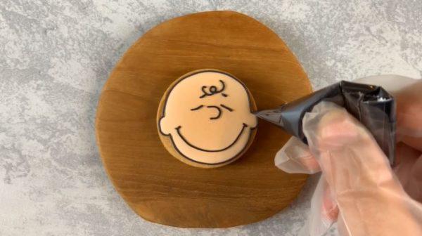 アイシングクッキー キャラにおすすめ キレイな肌色の作り方 まとめ