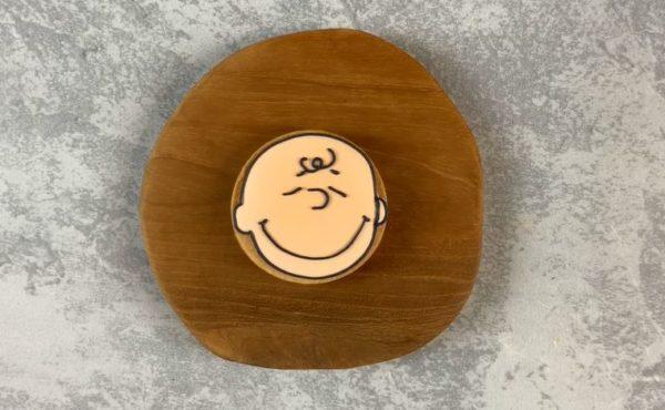 アイシングクッキー キャラにおすすめ キレイな肌色の作り方 トップ画像