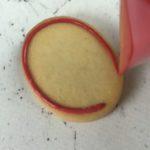 【アイシングクッキー】下地をきれいに塗る方法☆