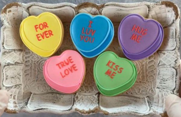 【バレンタイン】想いが伝わるアイシングクッキーの作り方♪トップ画像