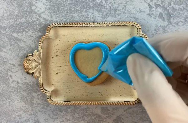 【バレンタイン】想いが伝わるアイシングクッキーの作り方♪手順1