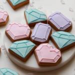 宝石みたいなアイシングクッキーの作り方【 Jewelry Cookie】