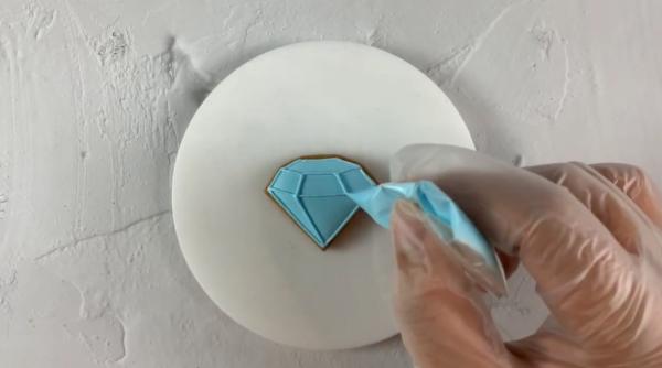 宝石みたいなアイシングクッキーの作り方5